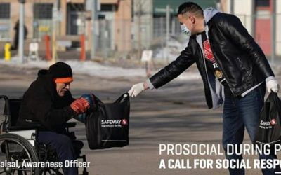 PROSOCIAL DURING PANDEMIC: A CALL FOR SOCIAL-RESPONSIBILITY